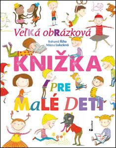 Obrázok Veľká obrázková knižka pre malé deti