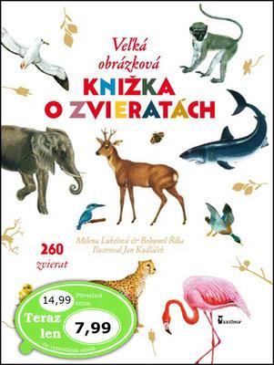 Obrázok Veľká obrázková knižka o zvieratách