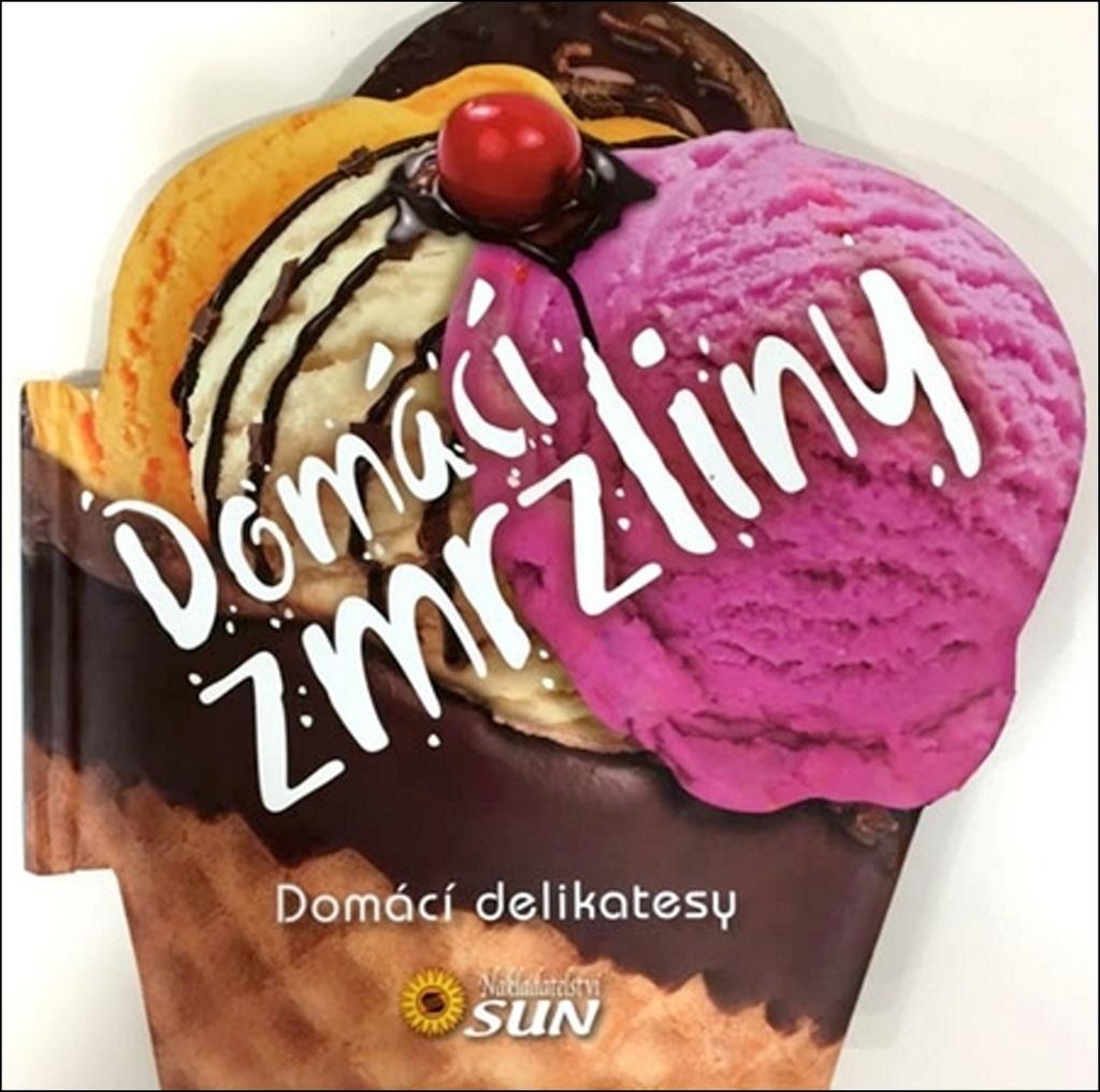 Domácí zmrzliny Domácí delikatesy