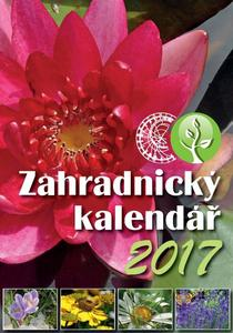 Obrázok Zahradnický kalendář 2017