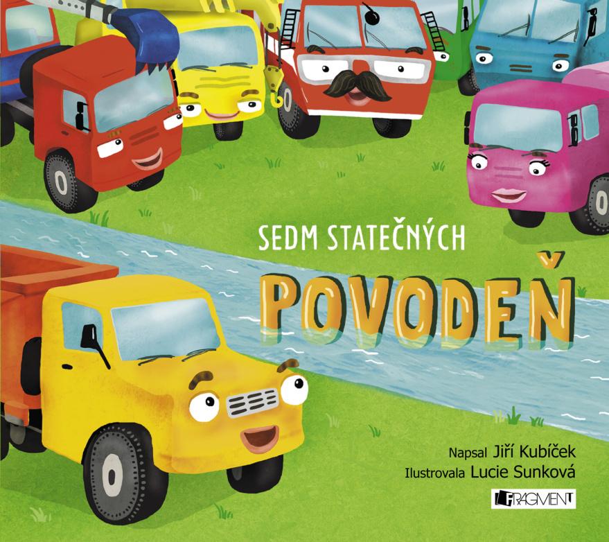 Sedm statečných Povodeň - Jiří Kubíček