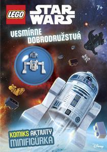 Obrázok LEGO Star Wars Vesmírne dobrodružstvá