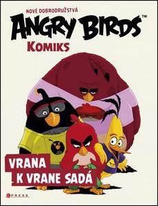 Obrázok Angry Birds Vrana k vrane sadá (Angry Birds vo filme)