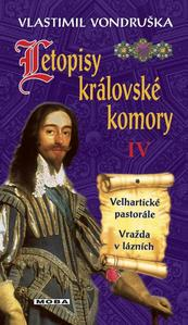 Obrázok Letopisy královské komory IV