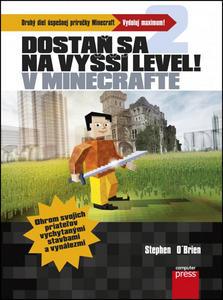 Obrázok Dostaň sa na vyšší level v Minecrafte
