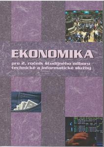 Obrázok Ekonomika pre 2. ročník študijného odboru technické a informatické služby