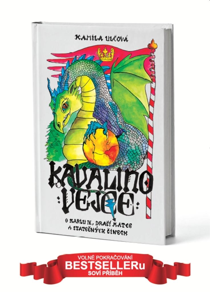 Kavalino vejce - Kamila Ulčová