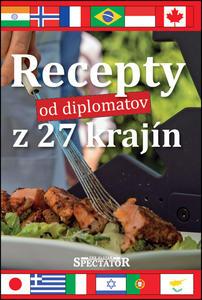 Obrázok Recepty od diplomatov z 27 krajín