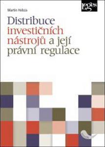 Obrázok Distribuce investičních nástrojů a její právní regulace