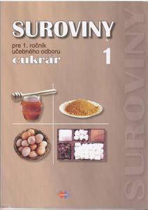 Obrázok Suroviny pre 1. ročník učebného odboru cukrár 1