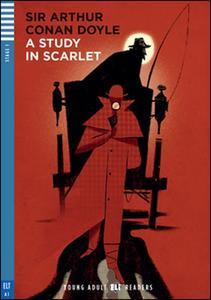 Obrázok A Study in Scarlet (Štúdia v červenom)
