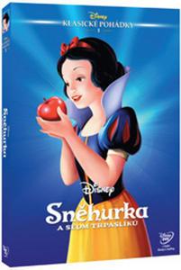 Obrázok Sněhurka a sedm trpaslíků Edice Disney klasické pohádky