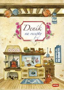 Obrázok Deník na recepty