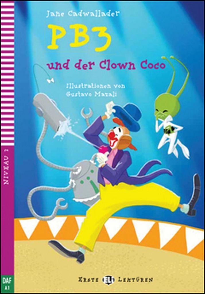 PB3 und der Clown Coco - Jane Cadwallader