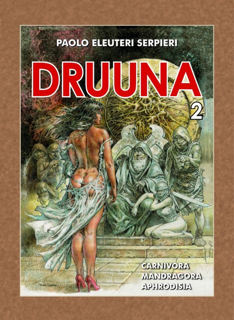 Druuna 2 - Paolo Eleuteri Serpieri