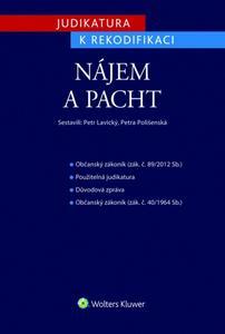 Obrázok Judikatura k rekodifikaci Nájem a pacht