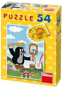 Obrázok Minipuzzle Krteček