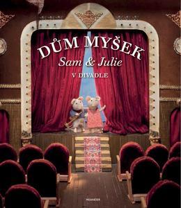 Obrázok Dům myšek Sam a Julie v divadle