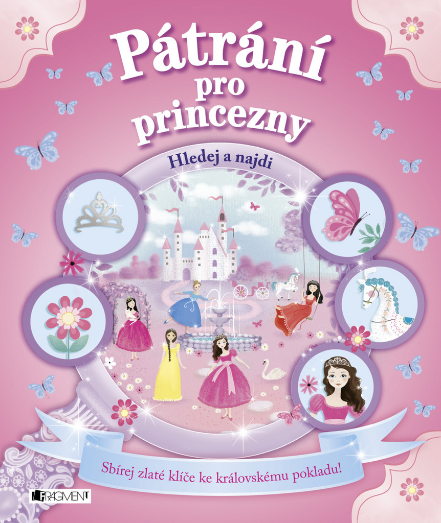 Pátrání pro princezny (Hledej a najdi)