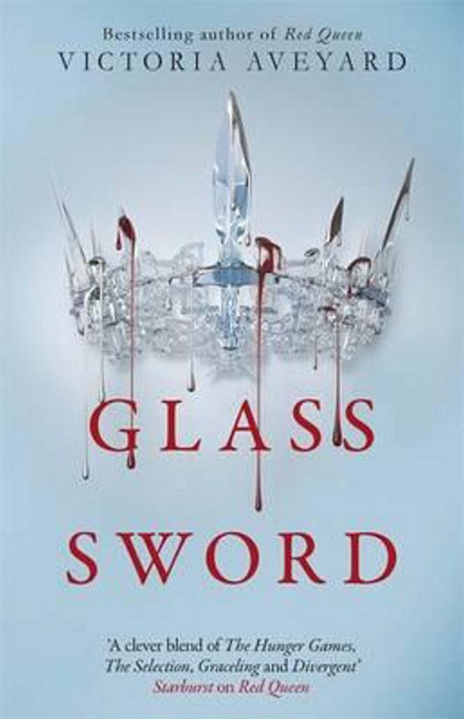 Glass Sword - Victoria Aveyard, Victoria Aveyardová