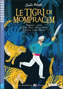 Obrázok Le tigri di Mompracem