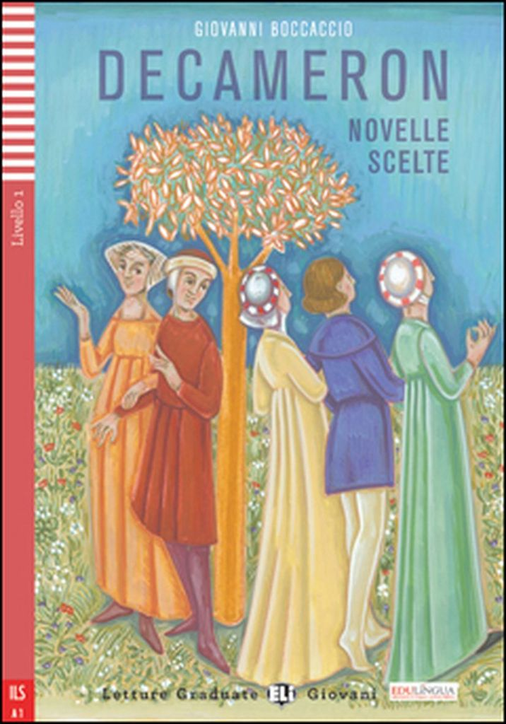 analysis of giovanni boccaccios decameron The decameron, subtitled prince galehaut, is a collection of novellas by the 14th-century italian author giovanni boccaccio (1313-1375) the book is structured as a frame story containing 100 tales told by a group of seven young women and three young men sheltering in a secluded villa just outside.