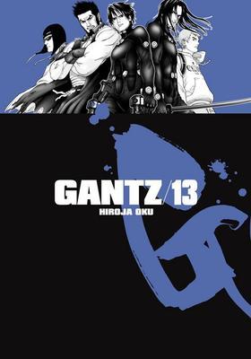 Obrázok Gantz 13