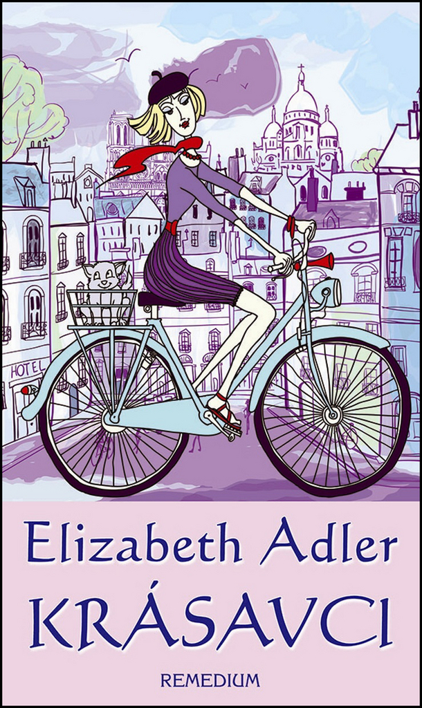 Krásavci - Elizabeth Adler