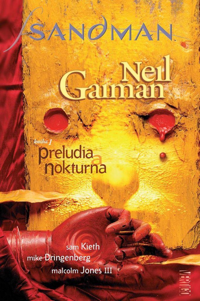 Sandman Preludia a nokturna - Malcolm Jones III, Sam Kieth, Neil Gaiman