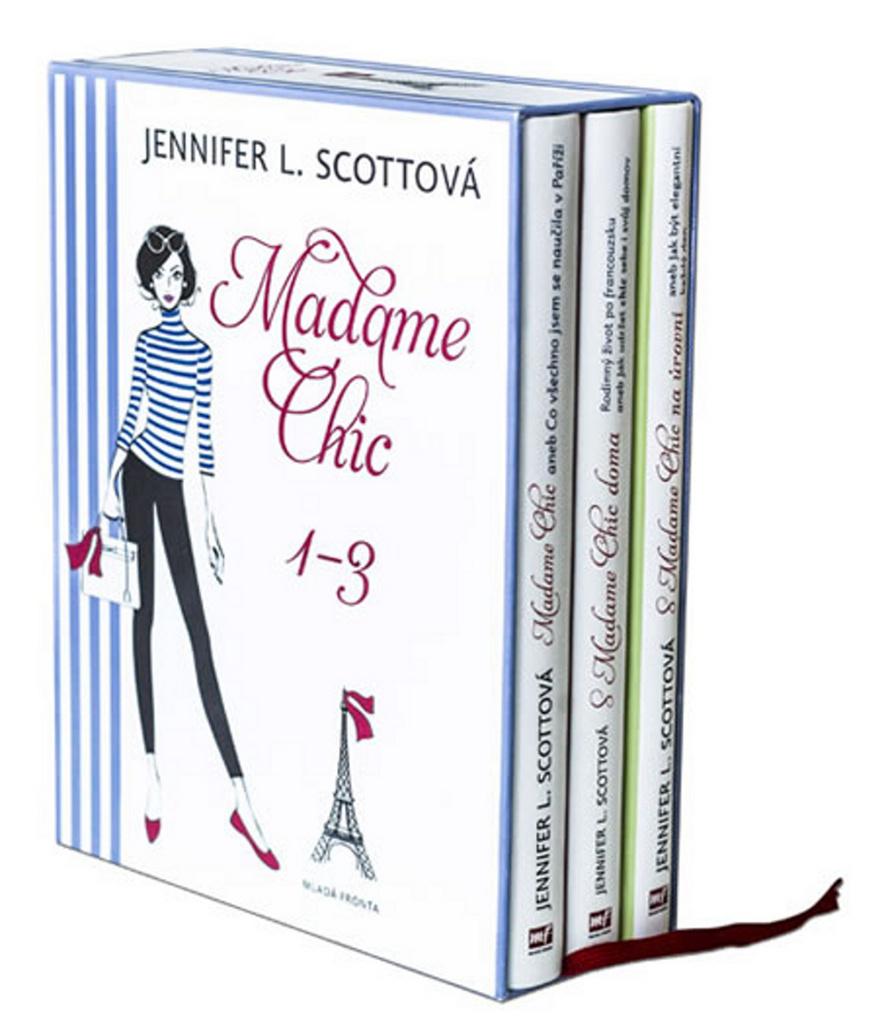 Madame Chic 1-3 BOX - Jennifer L. Scottová
