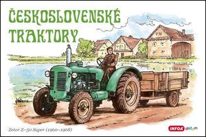 Obrázok Československé traktory
