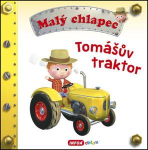 Obrázok Malý chlapec Tomášův traktor