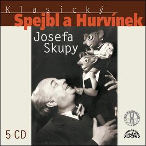 Obrázok Klasický Spejbl a Hurvínek Josefa Skupy