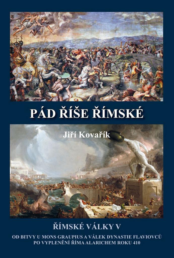 Pád říše římské - Jiří Kovařík