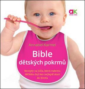 Obrázok Bible dětských pokrmů