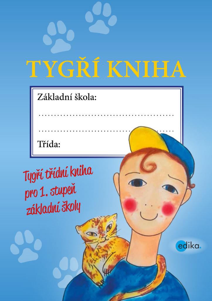 Tygří kniha - Petr Kops, Kamila Kopsová