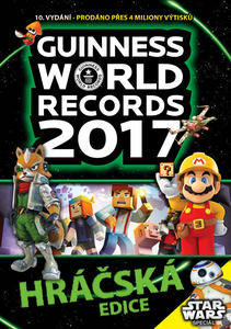Obrázok Guinness World Records 2017 Hráčská edice