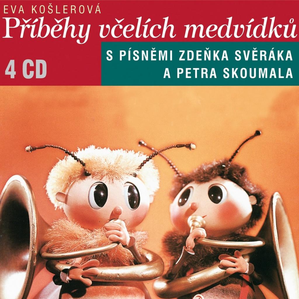 Supraphon Příběhy včelích medvídků - Eva Košlerová