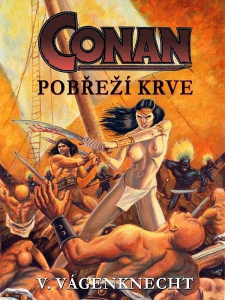 Conan - pobřeží krve - Václav Vágenknecht