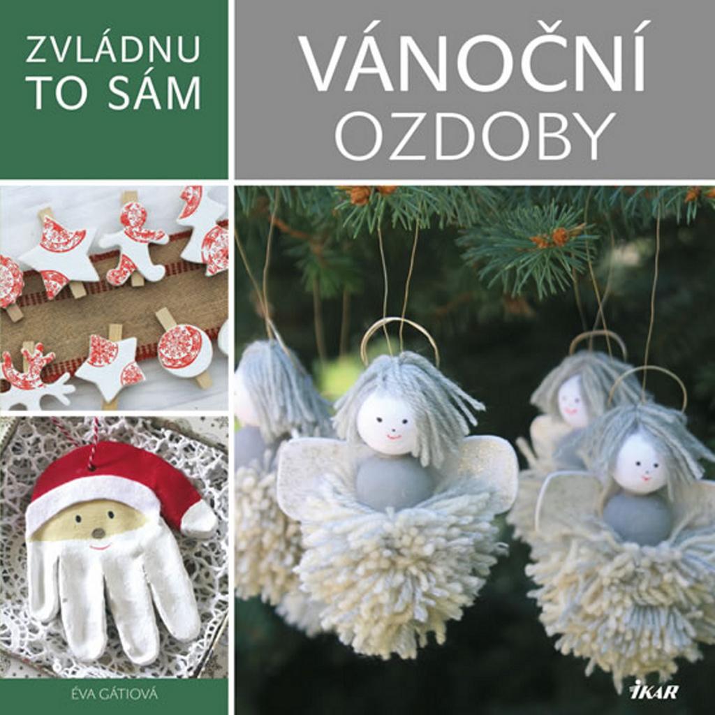 Vánoční ozdoby - Éva Gáti