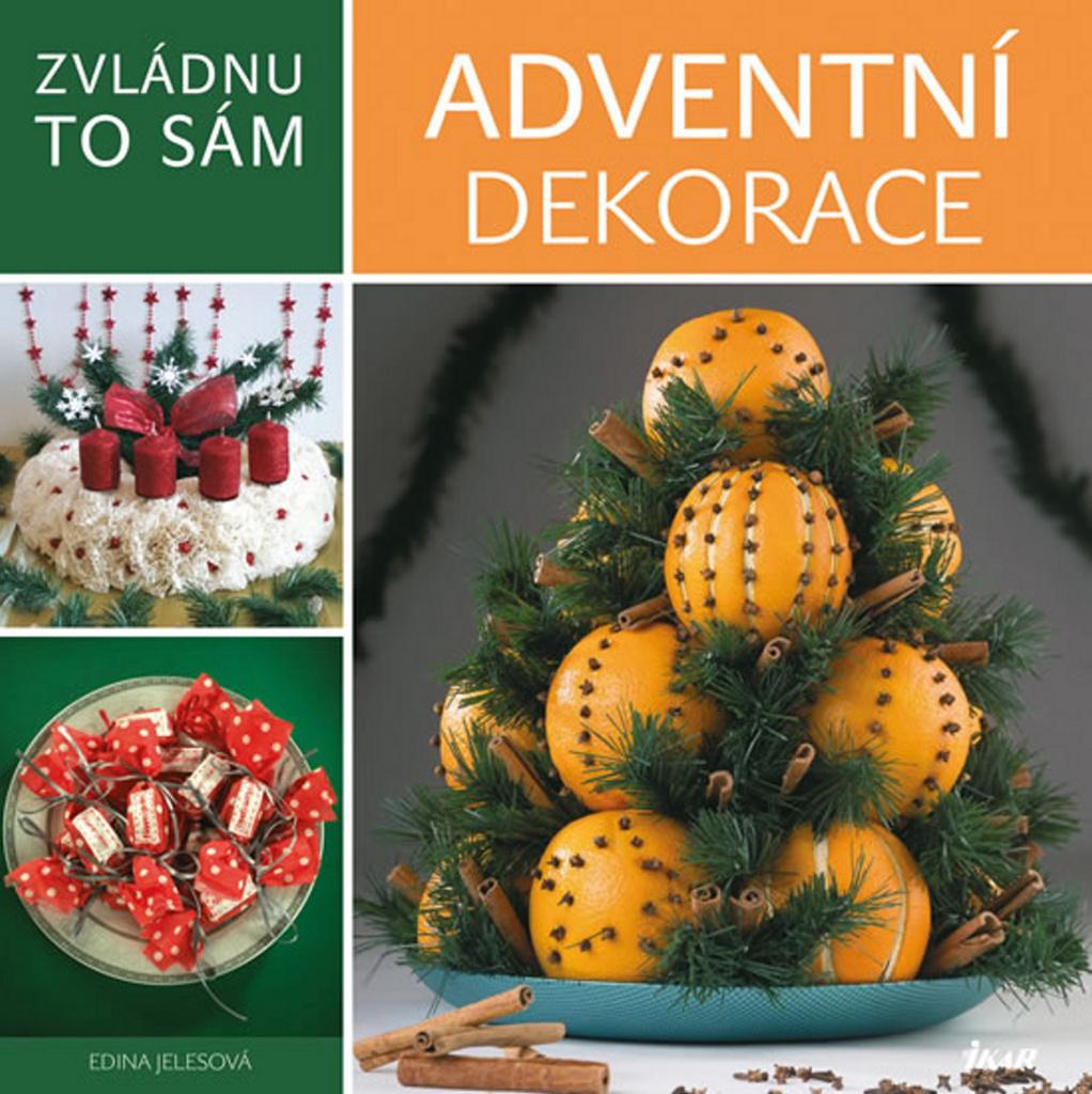 Adventní dekorace - Edina Jeles