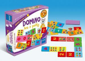 Obrázok Domino hra s počty