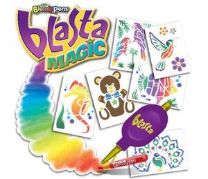 Obrázok Blasta deluxe Magic