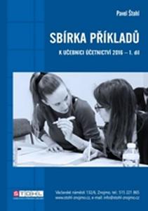 Obrázok Sbírka příkladů k učebnici účetnictví 2016 - 1. díl