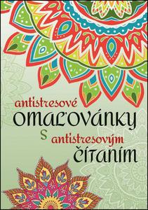Obrázok Antistresové omaľovánky s antistresovým čítaním