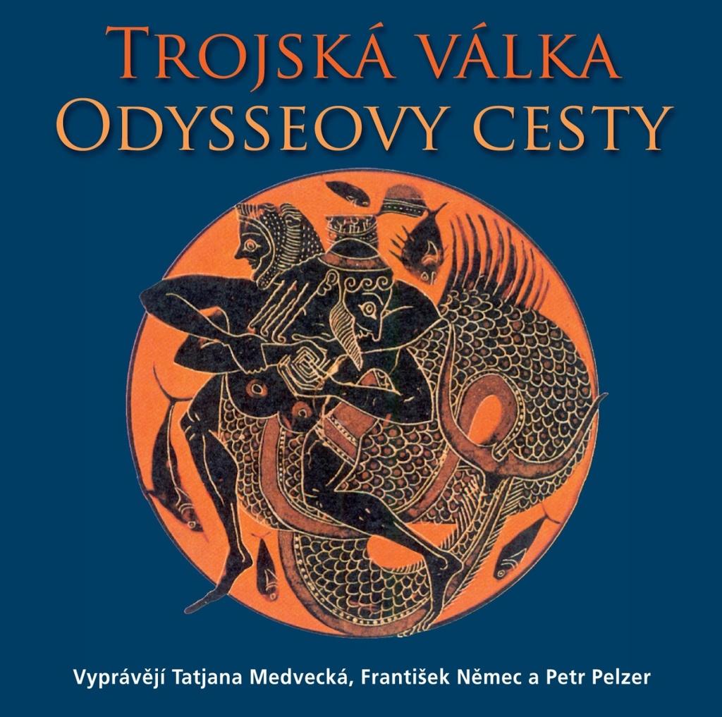 Trojská válka Odysseovy cesty - Eduard Petiška