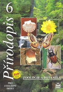 Obrázok Přírodopis 6 pro základní školy Zoologie a botanika
