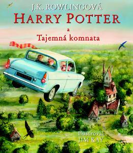 Harry Potter a Tajemná komnata (2. díl, Ilustrované vydání)