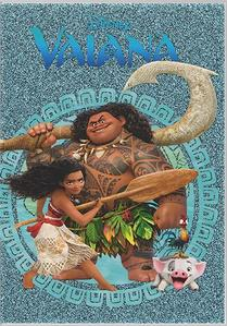 Obrázok Třpytivý deník Vaiana