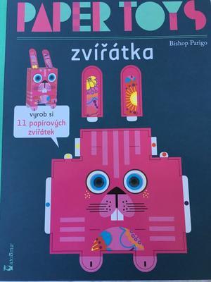 Paper Toys Zvířátka